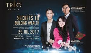 Secrets to Building Wealth