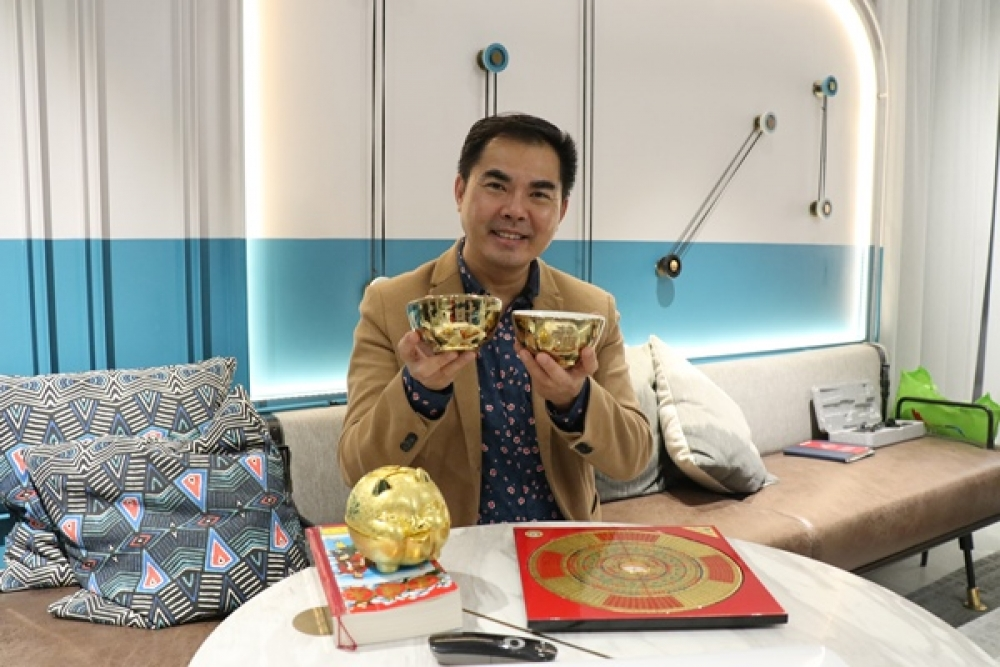 《2019#1 CityPlus FM Chinese New Year Good Feng Shui Sharing by Master Kenny Hoo 许鸿方》