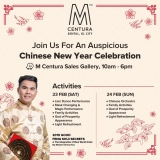 Join Us For An Auspicious Chinese New Year Celebration - M Centura